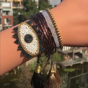 Handmade bracelet kit 💕 Santo Pecado Nwot